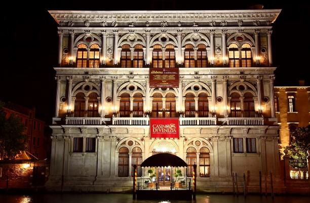 The Casinò di Venezia: Ca' Vendramin Calergi