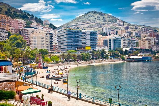 Albania welcomed Mediterranean cruises