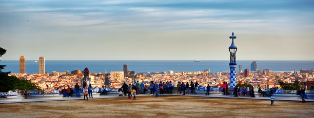 Tourism in Barcelona boosts overall economic development