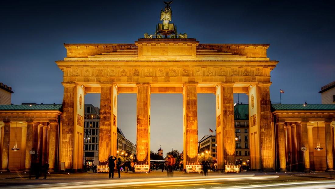 German inbound tourism is growing
