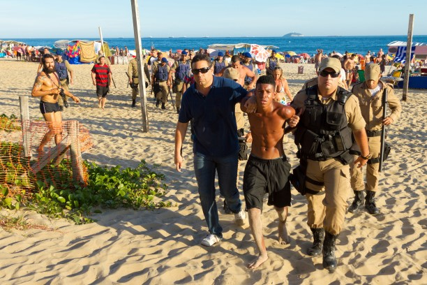 Violence against tourists in Rio is seen as a threat to the tourism