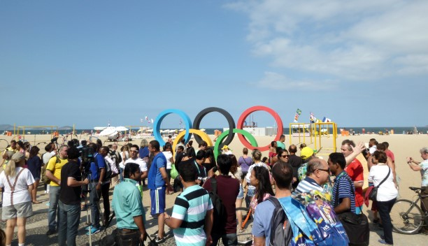 Olympics – Brazil Welcomed Record Number of Foreign Tourists