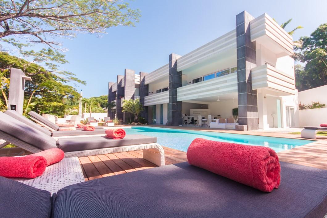 CASA-22 ist eine luxuriöses Boutique-Hotel in der Dominikanischen Republik