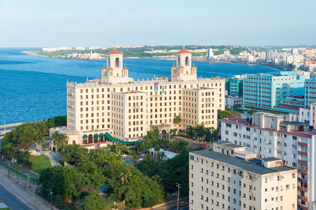 Foreign visitors embrace Cuban hotels