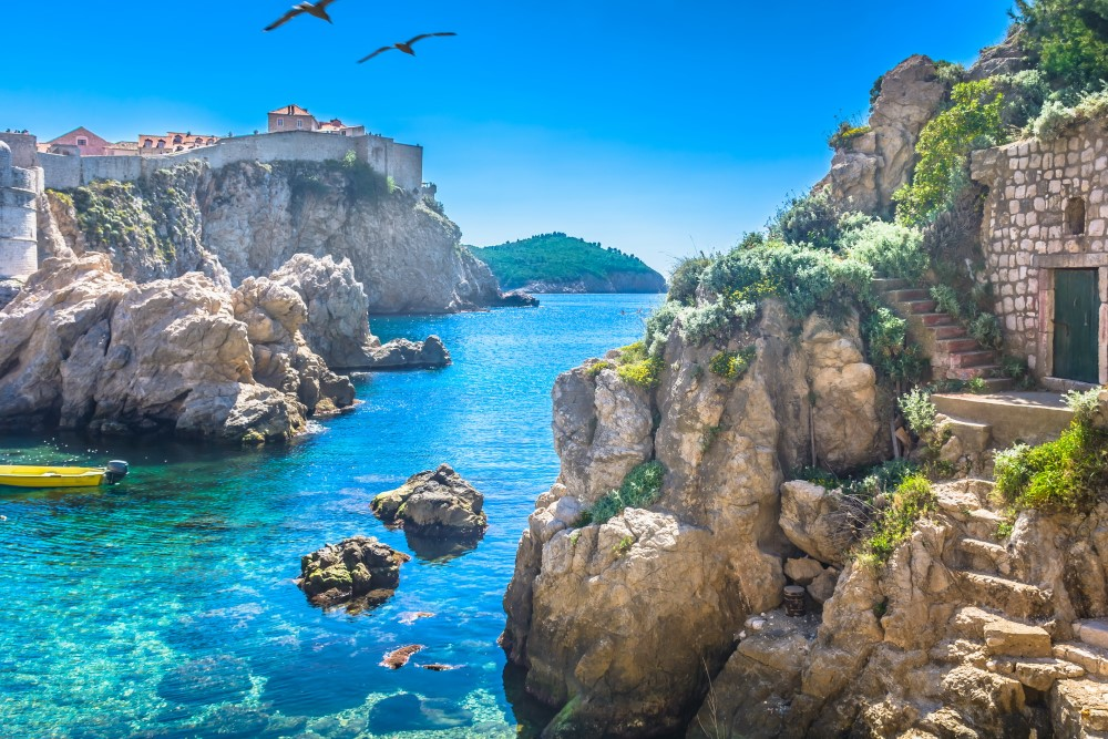 Dubrovnik is popular thanks to game of thrones