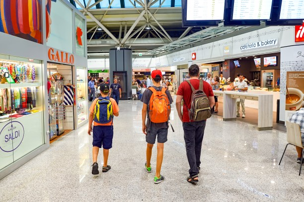 Italian tourists travel more