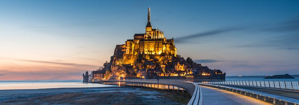 Pilgrim Tourism in France