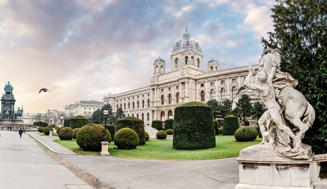 Vienna reported increased overnight stays
