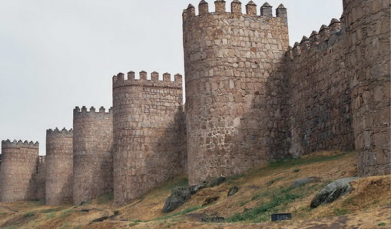 TOP WALLED CITIES OF EUROPE