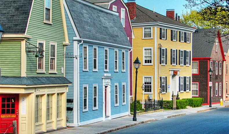 MARBLEHEAD: BEST PRESERVED HISTORIC TOWN