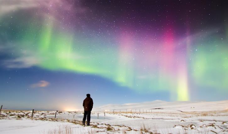 NORWAY LAUNCHES A MOBILE APP FOR THE NORTHERN LIGHTS