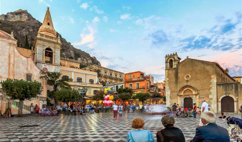 SICILY REPORTS POSITIVE TOURISM NUMBERS