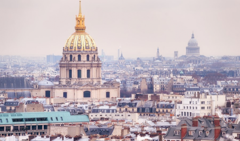 TOP 5 FRENCH CITIES WITH THE WORST AIR POLLUTION