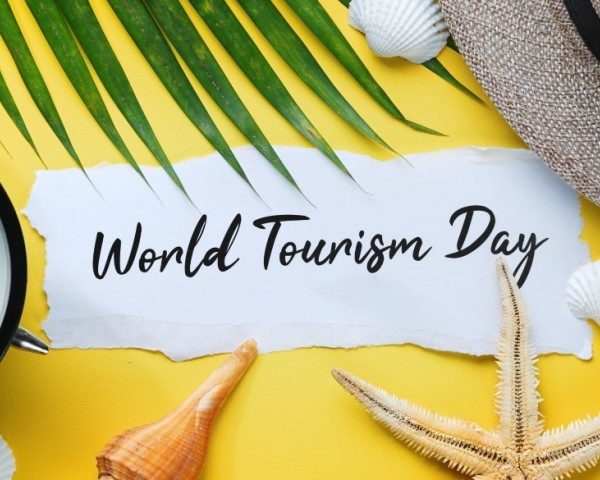 CELEBRATING WORLD TOURISM DAY 2018 LIKE NO ONE ELSE