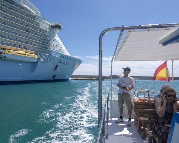 how to say cruise in spanish