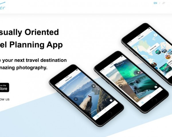 LIKE OR NOPE WITH 8XPLORER APP TO CREATE YOUR OWN PERSONALIZED TRAVEL ITINERARY IN 3 EASY MINUTES