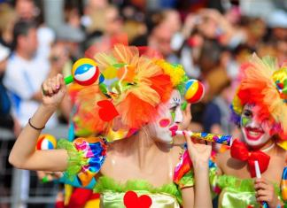 TOP 5 SPECTACULAR CARNIVALS IN EUROPE