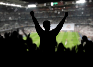 TOP 5 STADIUMS WITH THE HIGHEST ATTENDANCE IN EUROPE