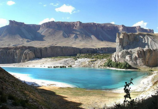 THE ONE AND ONLY AFGHAN NATIONAL PARK