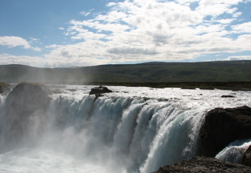 ADVENTURERS AND NATURE LOVERS FIND WAY TO ICELAND