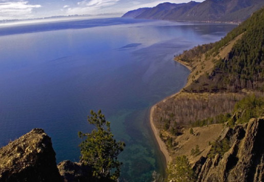 IMAGE OF BAIKAL AS THE CLEANEST LAKE ENDANGERED, TOUR OPERATORS PROTEST