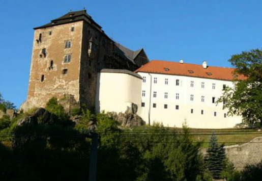 CZECH CASTLE WINS EUROPE NOSTRA PRIZE