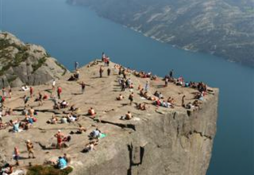 GOLDEN ROUTE IN NORWAY – FJORDS, MOUNTAINS AND TROLLS