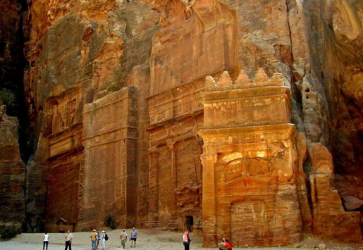 JORDANIAN TOURISM HARMED BY THE UNRESTS IN THE REGION