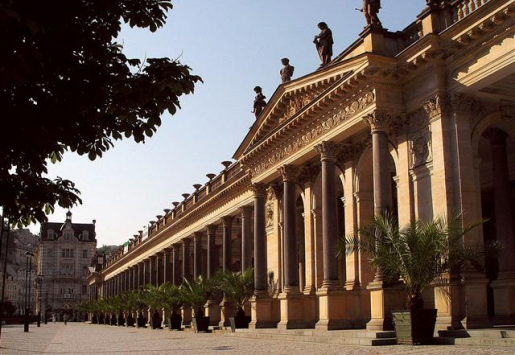 KARLOVY VARY – THE BEST KNOWN CZECH SPA