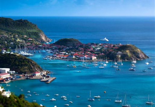 ST. BARTHS: THE ISLAND OF THE RICH AND GLAMOROUS