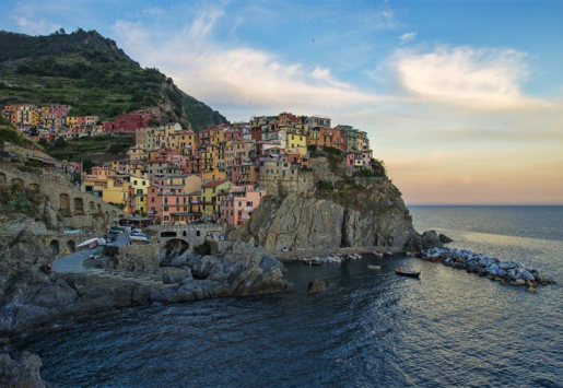 CINQUE TERRE: EXPERIENCE ITALY OF THE PAST