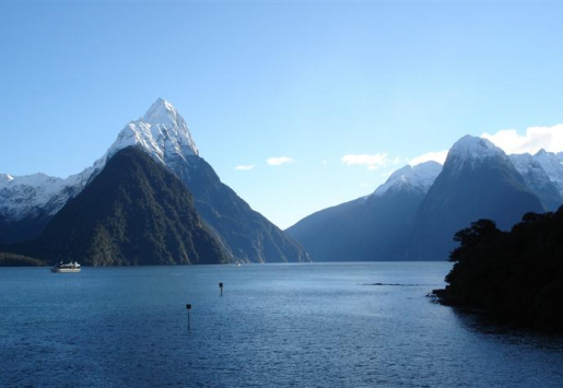 NEW ZEALAND: CHINA IS THE SECOND BIGGEST MARKET