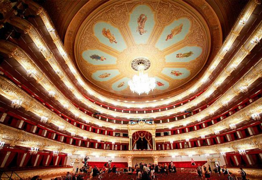 7 MOST OPULENT OPERA HOUSES IN EUROPE