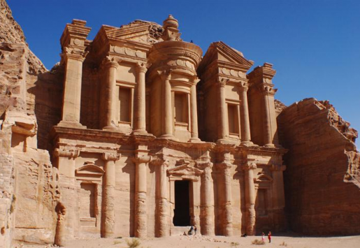ARE WEBCAMS THE ANSWER TO JORDAN'S TOURISM PROBLEMS?