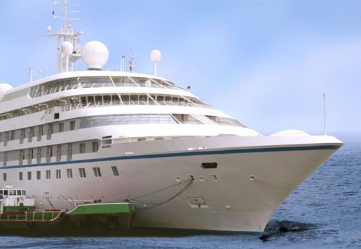 EUROPE: NUMBER OF CRUISE PASSENGERS DOUBLED