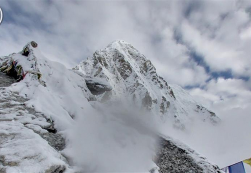 GOOGLE MAPS REACHED TOP OF HIGH MOUNTAINS