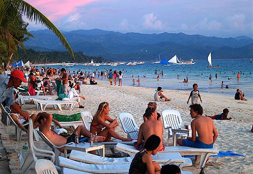 THE PHILIPPINES PLAN TO REACH 6.8 M TOURISTS IN 2014
