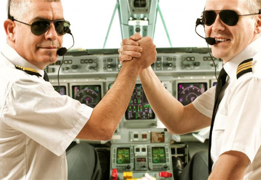 AIRLINES IN THE MIDDLE EAST LACK TRAINED PILOTS