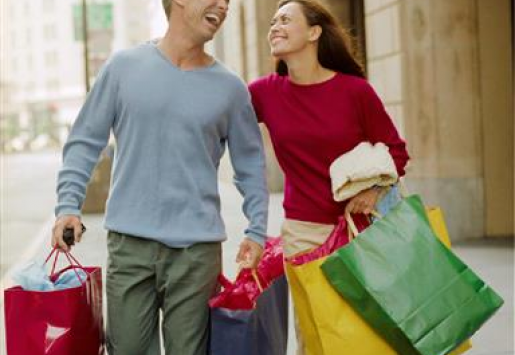 ITALY IS A POPULAR SHOPPING TOURISM DESTINATION