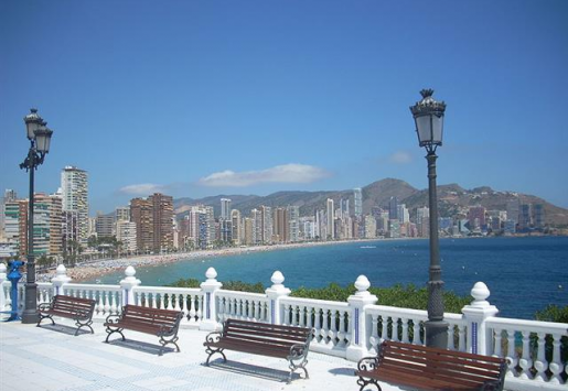 BARCELONA, MADRID AND BENIDORM RECORDED THE BEST RESULTS IN OVERNIGHT STAYS