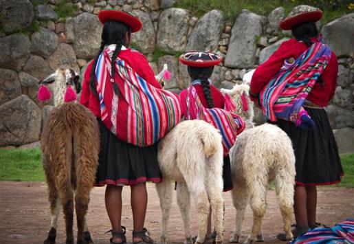 PERU RECEIVED 3.2 MILLION TOURISTS DURING 2013