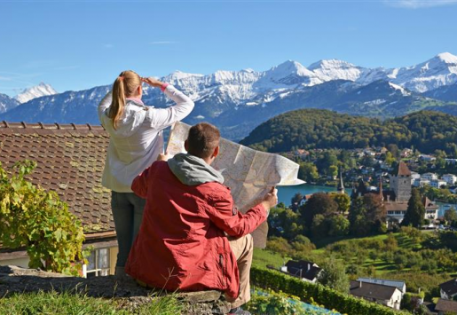 SWISS PREDICTED INCREASE IN HOTEL ACCOMMODATIONS IN SUMMER