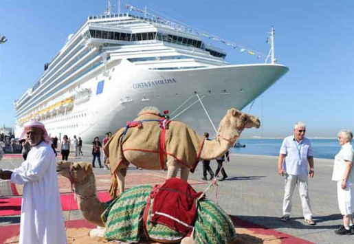 NEW MULTIPLE ENTRY VISA TO BOOST GROWTH IN UAE CRUISES
