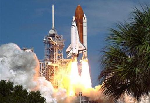 SPACE TOURISM REGAINS HOPE