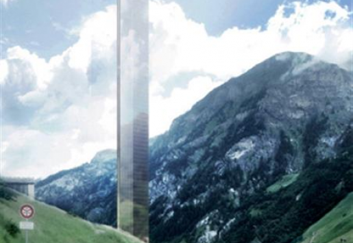 TALLEST HOTEL IN THE WORLD TO CHANGE SWISS ALPS LANDSCAPE FOREVER
