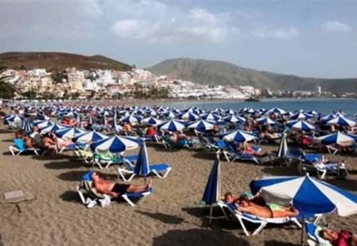 TENERIFE TOURISM ESTIMATES 5.3 MILLION VISITORS IN 2015