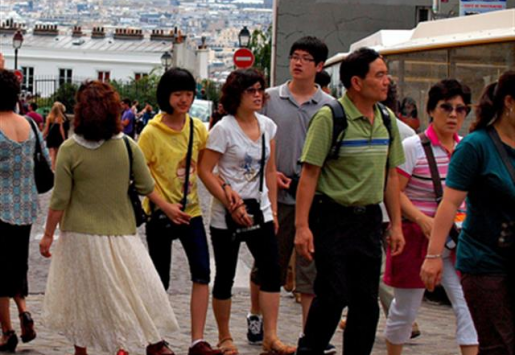 GERMANY SCARES OFF CHINESE TOURISTS