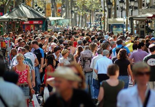 GROWING NUMBER OF TOURISTS SCARES SPANISH MUNICIPALITIES