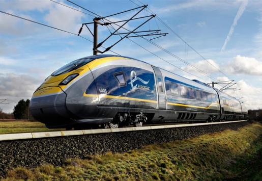 TOP 5 HIGH SPEED TRAINS AROUND EUROPE