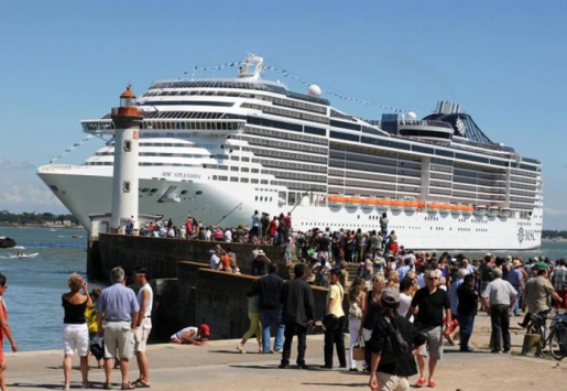 TUNISIAN TOURISM REJOICES OVER FIRST CRUISE CALL